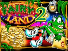 Вулкан аппараты Fairy Land 2