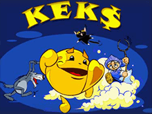 Игровой автомат Keks в Вулкан