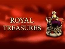 Игровой слот Вулкана Royal Treasures