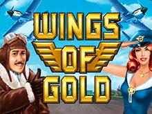Слот Крылья Золота на зеркале Вулкана
